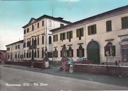 Massanrago - Via Roma - Padova