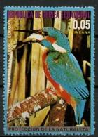 Guinée Equatoriale - Guinea 1976 Y&T N°(12) - Michel N°(?) (o) - 0,05p Oiseau D'Europe - Equatorial Guinea
