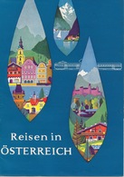 Reisen In Österreich - Dépliants Touristiques