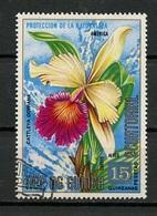 Guinée Equatoriale - Guinea 1976 Y&T N°(18) - Michel N°(?) (o) - 15p Fleur D'Amérique - Equatorial Guinea