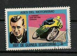 Guinée Equatoriale - Guinea 1976 Y&T N°(2) - Michel N°(?) (o) - 3e D Simmons Kawasaki - Equatorial Guinea