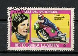 Guinée Equatoriale - Guinea 1976 Y&T N°(3) - Michel N°(?) (o) - 10e P Read MV Augusta - Equatorial Guinea