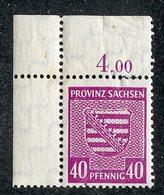 W-8785 Sachsen  Mi.#84x** ( Cat.2.00 € ) - Offers Welcome! - Zone Soviétique