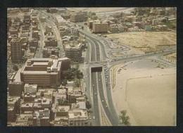 Saudi Arabia Old Picture Postcard Aerial View Modern Planning Taif View Card - Saudi Arabia