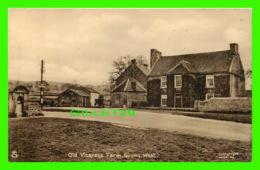 GILLING WEST, UK - OLD VICARAGE FARM - W. GG. - RAPHAEL TUCK & SONS LTD - - Angleterre