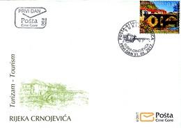 2017 Tourism, Rijeka Crnojevića, Montenegro, MNH - Montenegro