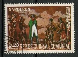 Guinée Equatoriale - Guinea 1977 Y&T N°(8) - Michel N°(?) (o) - 0,20e Napoléon - Guinée Equatoriale