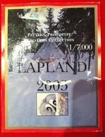 En État Rare Coffret Série 8 Pièces Euros Probe Essaie Laponie Année 2005 ! Édité À 7 000 Exemplaires Seulement ! Pro ! - EURO