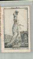 CPA   HISTOIRE DU COSTUME -De Louis XV,I Second  Empire Costume Parisien Vue De Ticomi   Dec 2018 534 - Mode