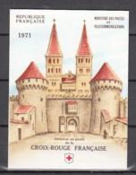 Francia Nuovi:  Anno 1971  N. 1700-1  In Libretto - Carnets