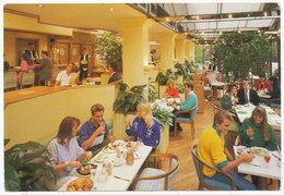 The Pavement Café, 12 Lancaster Terrace, London W2 2TY - Hotels & Restaurants