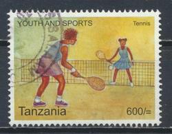 °°° TANZANIA - YOUTH AND SPORTS - 2009 °°° - Tanzania (1964-...)