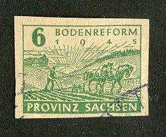W-8839  Sachsen  Mi.#85 (o) ( Cat.2.40 € ) - Offers Welcome! - Zone Soviétique