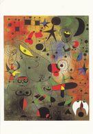 Art - Joan Miró - Constellation: Awakening At Dawn, 1941, Private Collection - Malerei & Gemälde