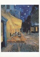 Art - Vincent Van Gogh - Cafe Terrace At Night, 1888, Kroeller-Müller Museum, Otterlo, The Netherlands - Pintura & Cuadros