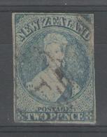 Nelle-ZELANDE:  N°18 Oblitéré (SG N°38 Plate 1)        - Cote 110€ - - 1855-1907 Kronenkolonie