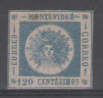 URUGUAY:  N°16 *        - Cote 45€ - - Uruguay