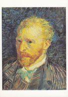 Art - Vincent Van Gogh - Self-Portrait, 1887, Musée D'Orsay, Paris, France - Pintura & Cuadros