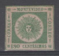 URUGUAY:  N°17 *       - Cote 375€ - - Uruguay