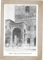 SIENA - ITALIE -  Cappella Del Palazzo Municipale - RARE - Zzz - - Siena