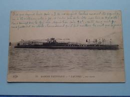 """"""" CALYPSO """" Sous-Marin / Marine Nationale ( 51 - ELD ) - Anno 1917 ( Voir Photo Details ) ! - Sous-marins"""