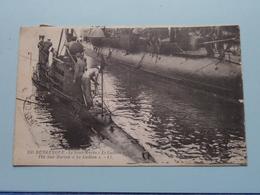 """"""" LE LUDION """" Dunkerque / Sous-Marin ( 150 - LL ) - Anno 1922 ( Voir Photo Details ) ! - Sous-marins"""