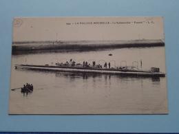 """"""" FRESNEL """" La Pallice-Rochelle / Sous-Marin ( 944 - L. C. ) - Anno 19?? ( Voir Photo Details ) ! - Sous-marins"""
