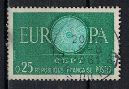 FRANCE      N° YVERT  :     1266    ( 3 )         OBLITERE - Used Stamps