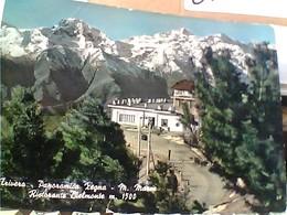 VERCELLI -RISTORANTE BIELMONTE -TRIVERO-PANORAMICA ZEGNA  VB1961 GY6116 - Vercelli