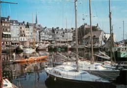 HONFLEUR Le Vieux Bassin 29(scan Recto-verso) MB2384 - Honfleur