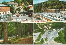 SALUTI DALL'ABETONE  (57) - Saluti Da.../ Gruss Aus...
