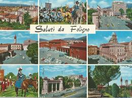 SALUTI DA FOLIGNO   (58) - Saluti Da.../ Gruss Aus...