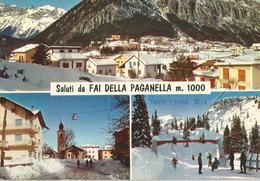 SALUTI DA FAI DELLA PAGANELLA   (69) - Souvenir De...