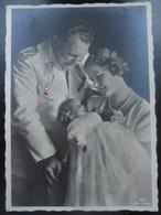 Postkarte Feldmarschall Hermann Göring Mit Frau - Deutschland