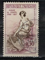 FRANCE      N° YVERT  :     1269   ( 15 )             OBLITERE - Used Stamps