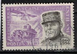 FRANCE      N° YVERT  :     1270   ( 1 )          OBLITERE - France
