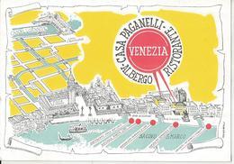 CASA PAGANELLI ALBERGO RISTORANTE - VENEZIA   (82) - Alberghi & Ristoranti