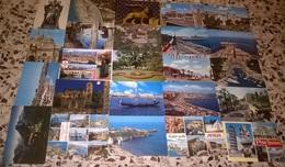 65 CARTOLINE PAESAGGISTICHE E NO, ITALIANE E NO  (87) - Cartoline