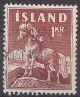 ISLAND 1960 Mi-Nr. 342 O Used - 1944-... Republik