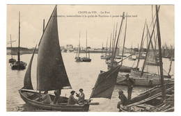85 VENDEE - CROIX DE VIE Les Gamins, Moussaillons à La Quête De Touristes... Pionnière - Saint Gilles Croix De Vie