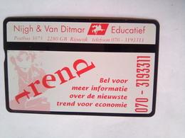 Nijgh And Van Ditmar 4 Units - Netherlands