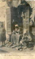 Maroc - Types Marocains - Le Cordonier Et Le Boulanger - Autres