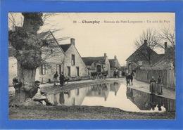 89 YONNE - CHAMPLAY Hameau Du Petit-Longueron (voir Descriptif) - France