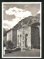 AK Casaccia, Ruine Der 1558 Zerstörten Wallfahrtskirche St. Gaudentius - GR Grisons