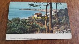 3 CPA CIRCULEES ANNÉES 1900  PORTUGAL CASCAES - Lisboa