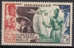 PA N° 72 - X - ( C 1657 ) - Luftpost