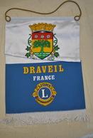 Rare Fanion Lion's Club Draveil - Organizaciones