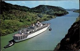 Cp Panama, MV Oriana, Panama Canal - Panama