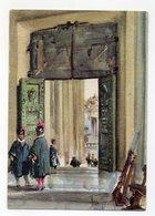 Vaticano - Il Portone Di Bronzo - Omaggio Della Ditta Kores Di Milano - Non Viaggiata - (FDC13199) - Vaticano