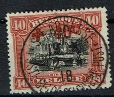 158  Obl  15 - 1918 Croix-Rouge